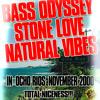 BASS ODYSSEY LS STONE LOVE LS NATURAL VIBEZ IN OCHI RIOS NOV 2000