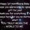 Happy 1st monthsary jelek sayang @naeuneping_ maaf gabisa kasih apa2, love you! :*.mp3