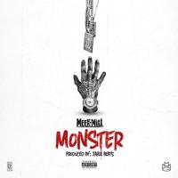 Meek Mill ~ Monster (Instrumental) [Prod. Jahlil Beats]