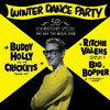 Buddy Holly Winter Dance Party Radio promo