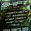 Live @ SHIFT Monthly, Jan2015 [Free Download]