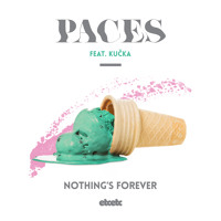 Paces Nothing's Forever (Ft. Kučka) Artwork