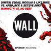 Mammoth vs. No Beef (Hardwell Mashup)- Dimitri Vegas, Moguai & Like Mike vs. Afrojack & Steve Aoki