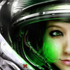Walk in space suit