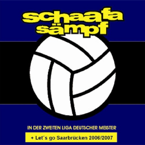 In der zweiten Liga Deutscher Meister
