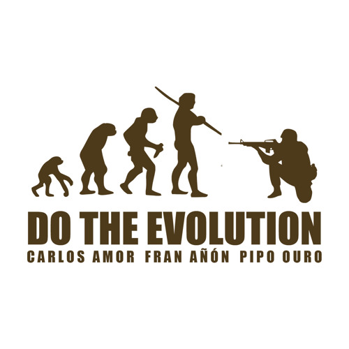 Carlos Amor & Fran Añón (feat. Pipo Ouro) - Do The Evolution - Pearl Jam Cover