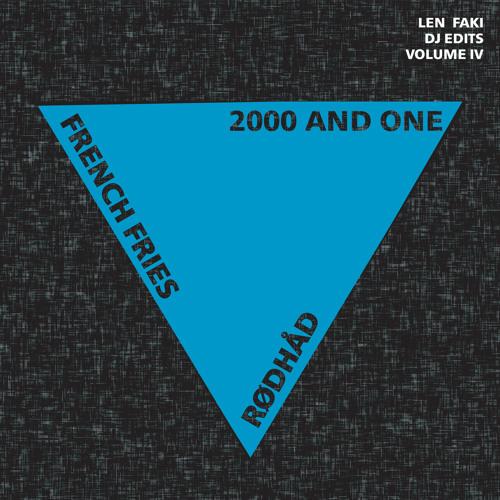 Figure 62 - Len Faki - DJ Edits Volume IV