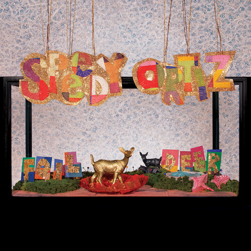 Speedy Ortiz -  Raising The Skate