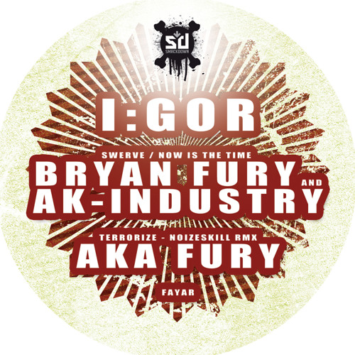 SD007 - Bryan Fury & Ak - Industry - Terrorize(Noizeskill Remix)Teaser