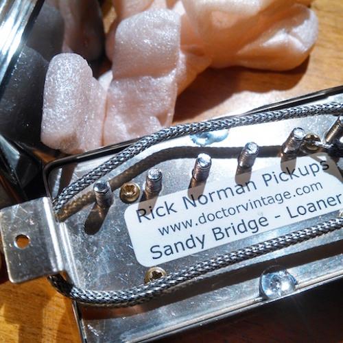 Rick Norman Pickups Sandy DEMO