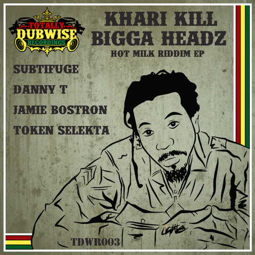 Bigga Headz EP-Subtifuge Ft Khari Kill-(TDWR003)