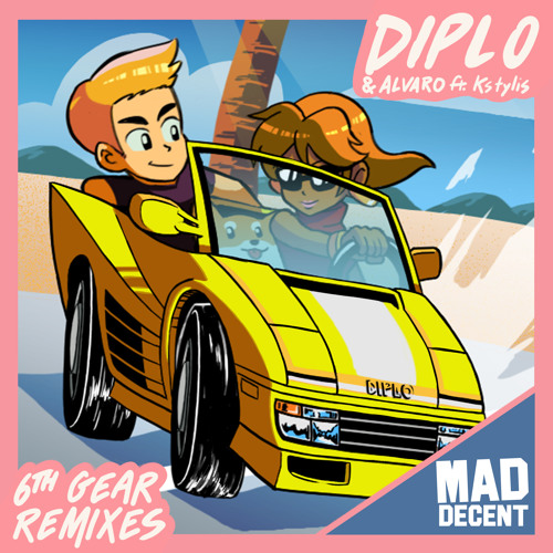 Diplo & Alvaro - 6th Gear (GTA Remix) [feat. Kstylis]