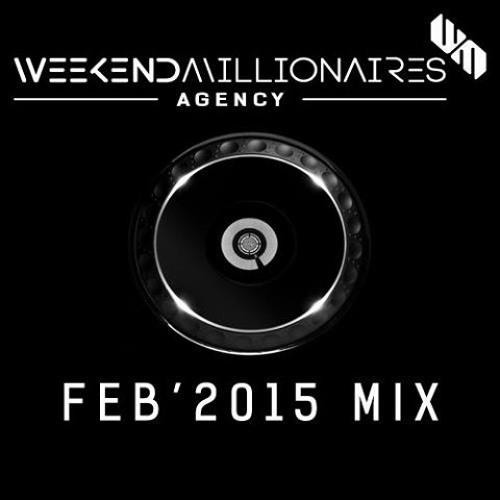 Jimmy Kennedy I Weekend Millionares Agency I Feb' 2015 Mix I (underground)
