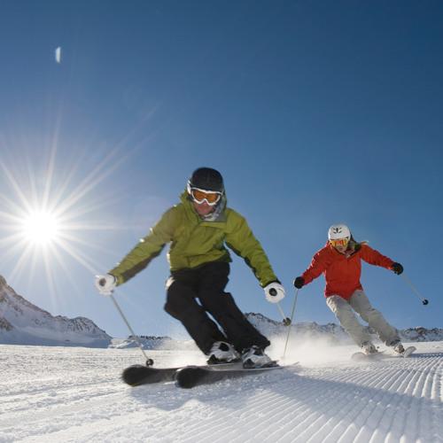Darf man betrunken Skifahren?