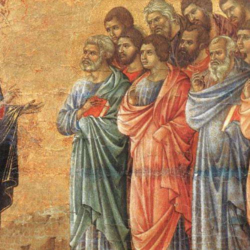Jesús elige a los Doce Apóstoles