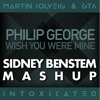 Philip George vs Martin Solveig & GTA - Wish You Were Intoxicated (Sidney Benstem Mashup) #FULL FREE