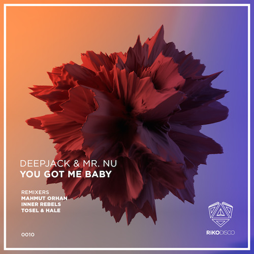 Deepjack & Mr.Nu - You Got Me Baby (Mahmut Orhan Remix) Preview