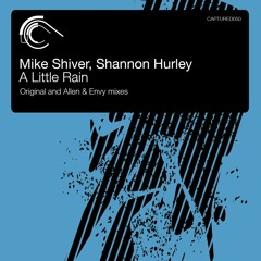 Mike Shiver , Shannon Hurley - A Little Rain