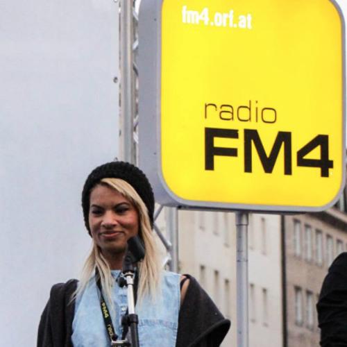 Vanessa Spanbauer über fresh auf ORF FM4