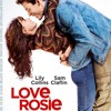 """Lily Collins calls and talks about new movie """"LOVE ROSIE"""""""