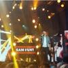 Sam Hunt, ex to see at Live: jimmy kimmel 2/2/15