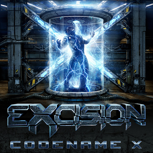 "Excision ""Codename X"" Album out now!"
