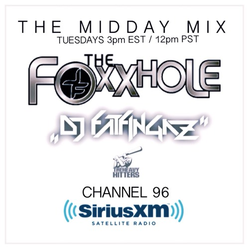 THE JAMIE FOXX @FOXXHOLE w/ @DJFATFINGAZNYC FEB 3RD 2015 PART1