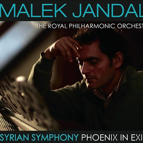 Malek Jandali - Variations For Piano And Orchestra
