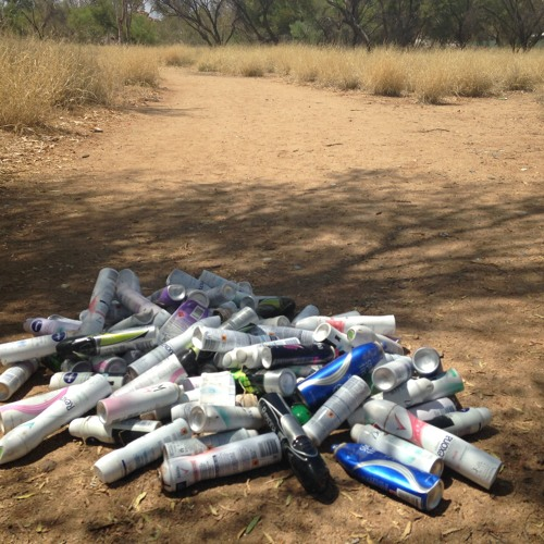 Deodorant sniffing in Alice Springs - Part 2