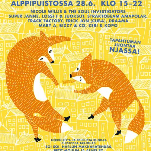 Kalliola Rock 2014 - Pajabiisit Medley