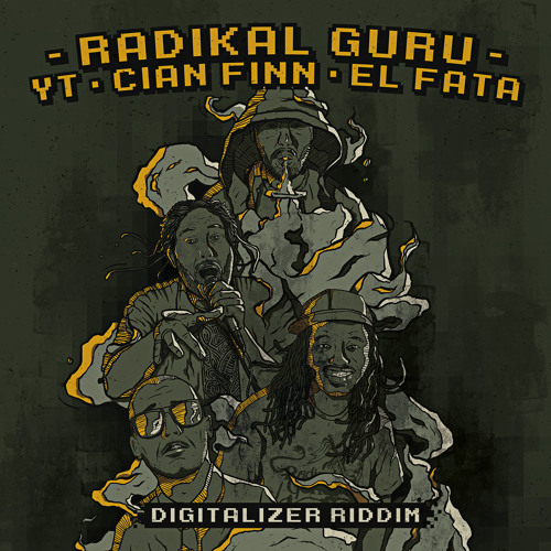Radikal Guru ft YT - Stay Calm