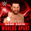 WWE NXT  Worlds Apart Sami Zayn Theme Song