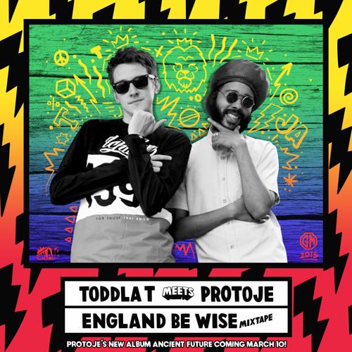 i-DJ: Toddla T meets Protoje