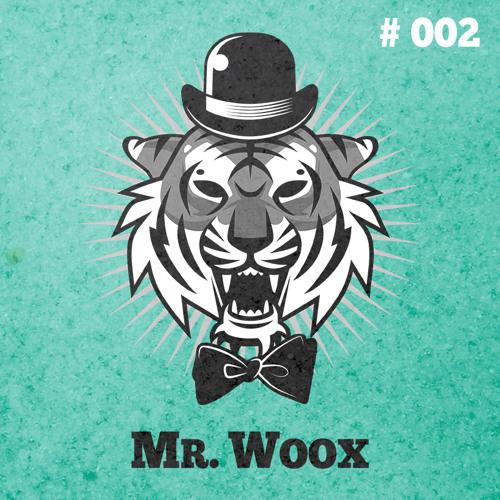 Tiger Rag Podcast 002 - Mr.WooX