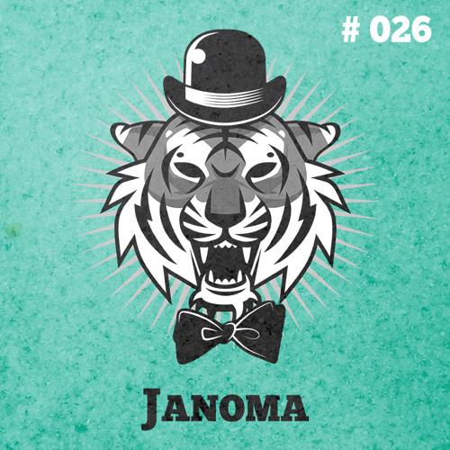 Tiger Rag Podcast 026 - Janoma