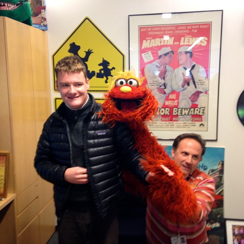 Guest: Murray monster, Sesame Street