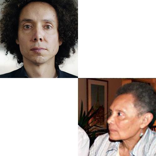 Malcolm Gladwell & Joyce Gladwell