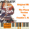 Lovers On The Sun - David Guetta feat. Sam Martin (Original Mix + F.J.K. Piano Version)