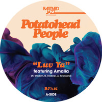 Potatohead People - Luv Ya (Ft. Amalia)