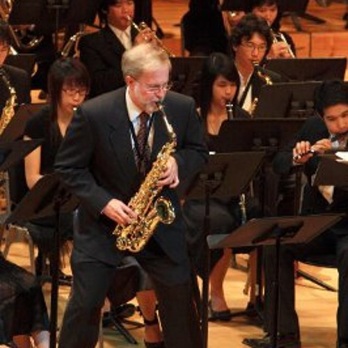Rhapsody For Alto Sax And Wind Ensemple (excerpt)