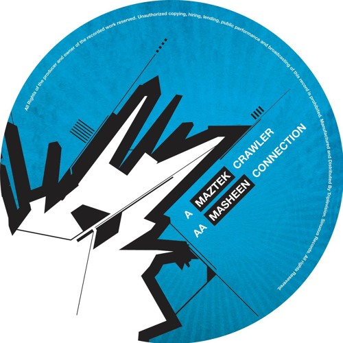 Sinuous Records LP01- Maztek - Crawler - Available Now
