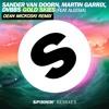 Sander Van Doorn, Martin Garixx - Gold Skies (Dean Mickoski Remix)