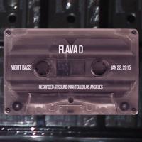 Flava D Live @ Night Bass Jan 22 2015