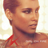 ALICIA KEYS - GIRL ON FIRE FEAT. JOSH WAWA WHITE DJ ROCKWIDIT RMX