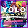 YOLO #WelcomeTo2015 - Mixed by DJ Lawrence James - FREE DOWNLOAD