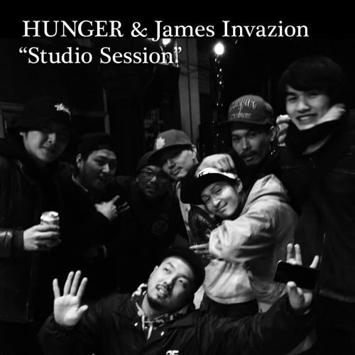 Corona & Lime (Studio Session)- HUNGER & James Invazion