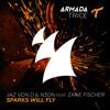 Sparks Will Fly - Jaz von D & N3ON feat. Zane Fischer