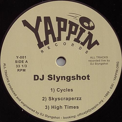 DJ Slyngshot - Cycles