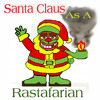 Santa As A Rasta (edit)      (own art/ design cover)