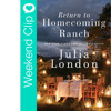 Latest Book Release - Return To Homecoming Ranch By Julia London
